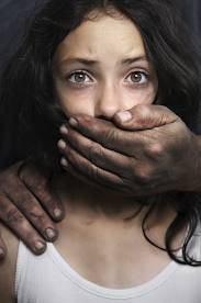 human trafficking scenes